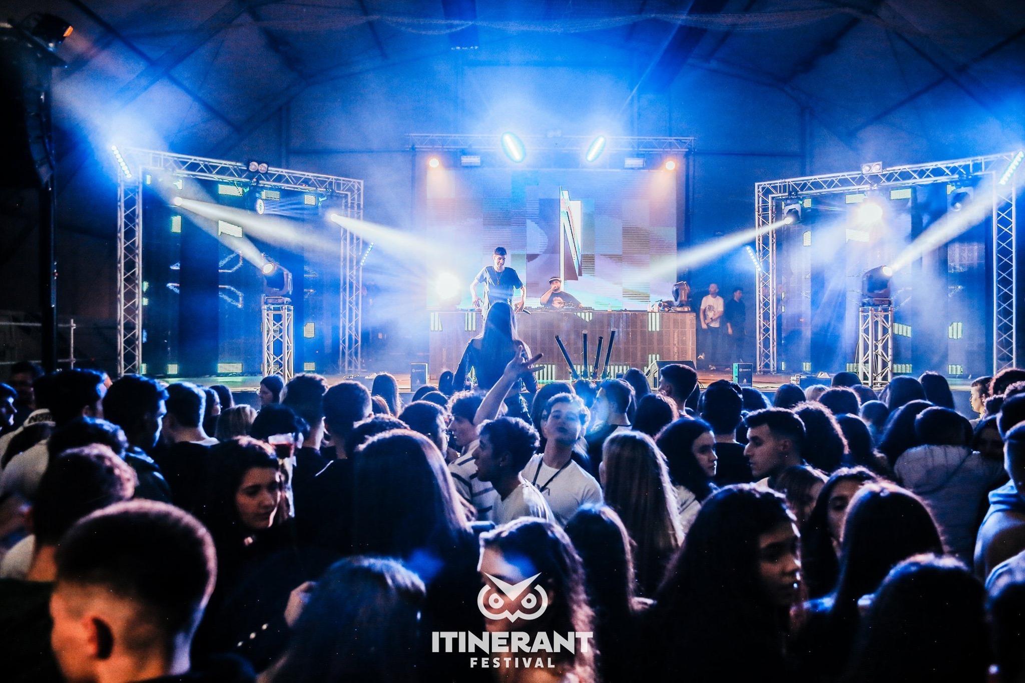 ITINERANT FESTIVAL
