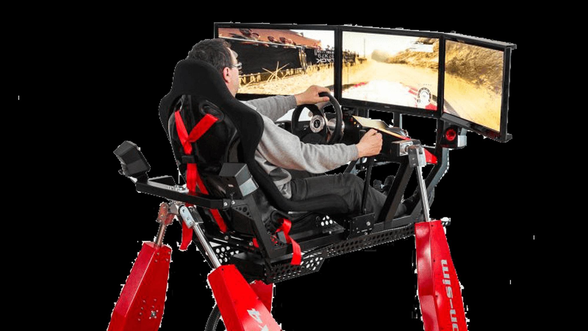 Simuladors i Realitat Virtual