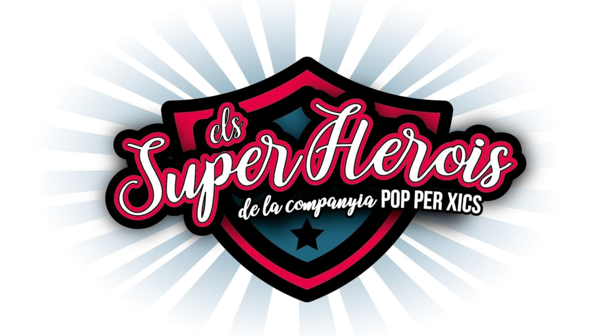 Pop per Xics – Els super Herois