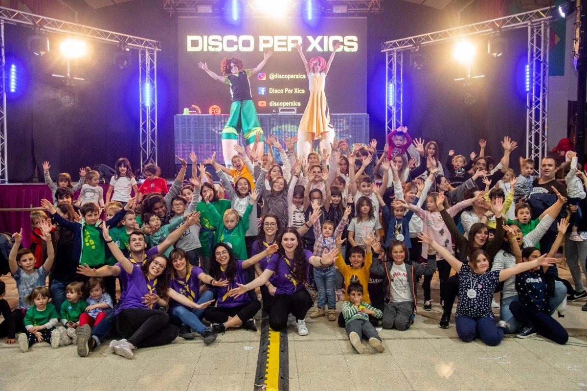 Disco Per Xics