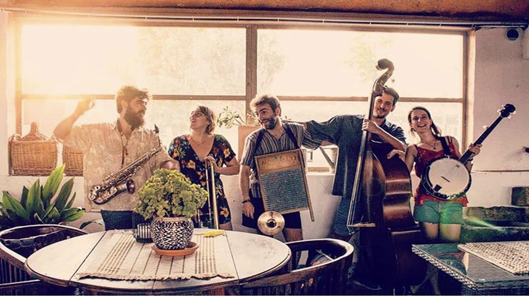 New Orlinyes Jazz Band