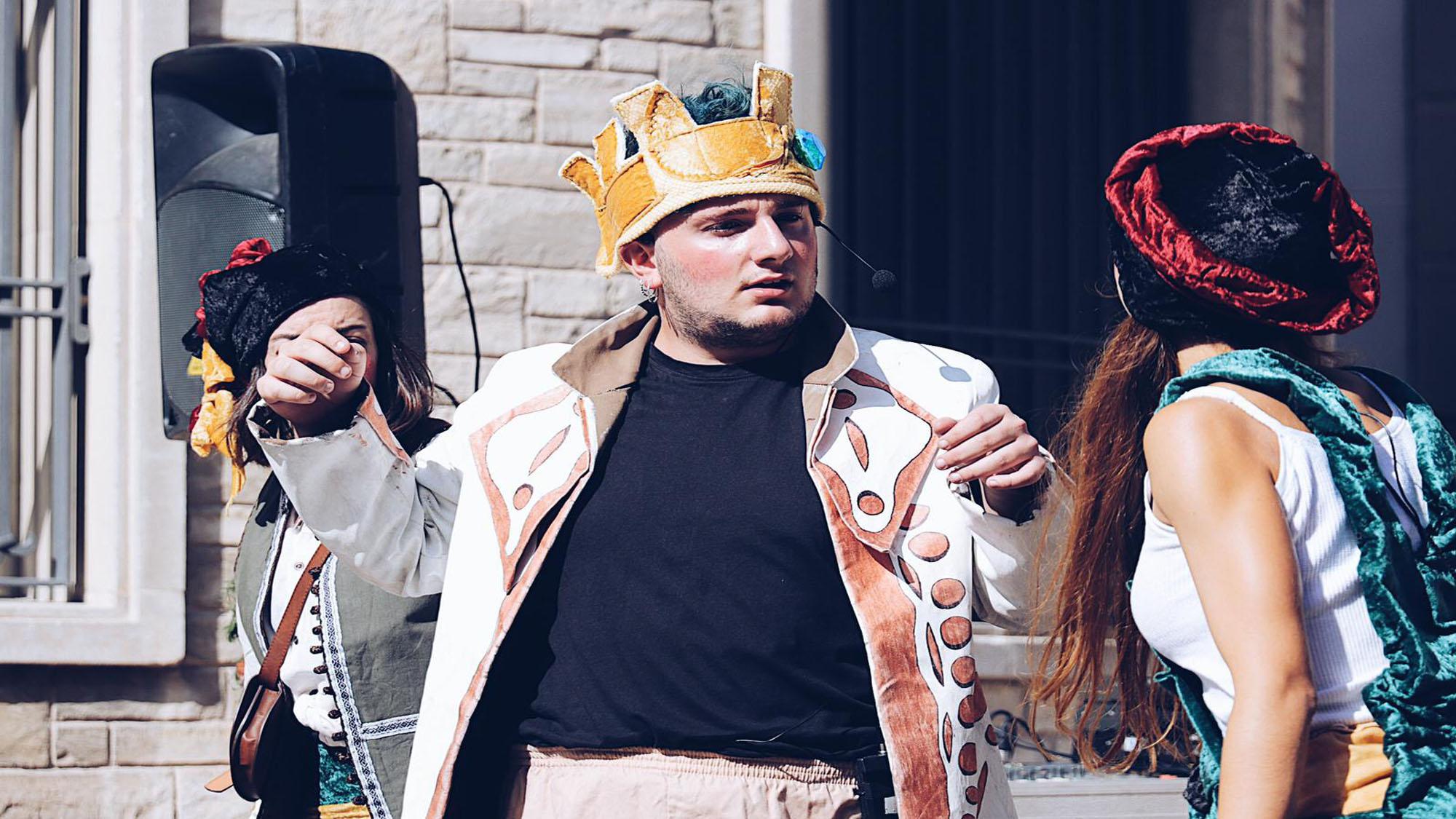 Utinghami El Rei de la Boira – Adaptat Covid19